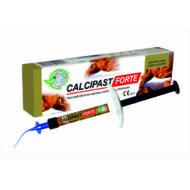 Calcipast Forte 2,1g kalcium-hidroxid tartalmú ideiglenes gyökértömő anyag Cerkamed