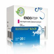 ENDO-TOP gyökércsatorna átöblítő tű (endokanül) 20db
