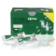 GC Fuji IX GP EXTRA kapszulás üvegionomer tömőanyag (50db), választható színben