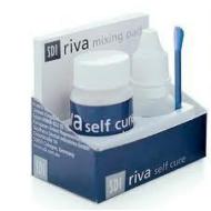SDI RIVA SC por+folyadék üvegionomer cement