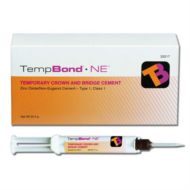 Temp Bond NE 1db Automix fecskendő 11,8 g ideiglenes ragasztó cement Kerr