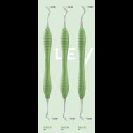 Medesy Levante kompozit spatula szilikon nyéllel 518, választható típus