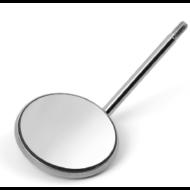 Medesy 4903/RO ródiumos fogászati tükörszem sík 12db