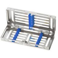 Medesy 978 műszer sterilizáló tálca 5 instrumentnek, választható színben, Gammafix