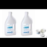 Schülke Rotasept fúró fertőtlenítő 2*2 liter + fúróledobó kád (R)