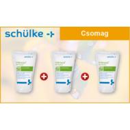 Schülke Mikrozid felület fertőlenítő kendő 3db utántöltő  - akciós csomag