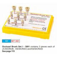 Stoddard SICA okklúziós kefék SET3001