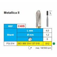 Stoddard Koronafelvágó (5db) C40S/FG/1.2 Metallica II