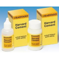 CC cink-foszfát cement por normál 2 100g HARVARD