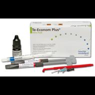 TE-ECONOM PLUS minikit kompozit tömőanyag 2x4gr A2/A3 + bond Vivadent