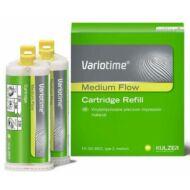 VARIOTIME Medium Flow korrekciós lenyomatanyag 2x50ml Kulzer