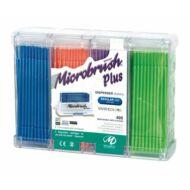 Microbrush applikátor pálca 400db, választható méretben