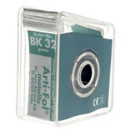 Artkulációs fólia Bausch BK32 12 mikronos zöld 22mmx20m