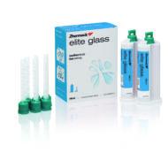 Elite Glass A-szilikon híganfolyó átlátszó lenyomatanyag 2*50ml Zhermack