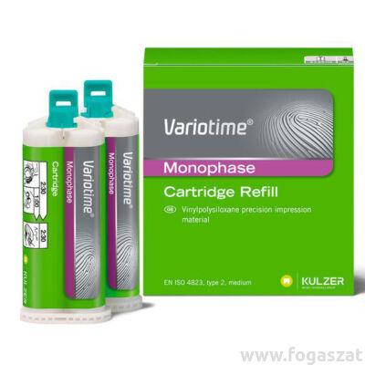 Variotime MonoPhase 2x50 ml