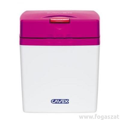 Cavex alginát tároló doboz pink