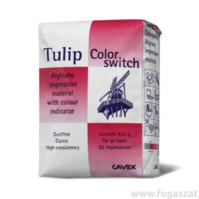 Cavex Tulip Colorswitch színváltós alginát