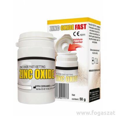 Cerkamed zink oxide fast