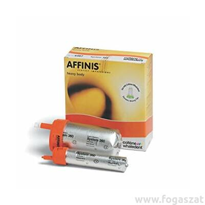 Affinis Heavy Body 360 system single pack