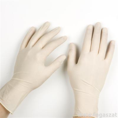 Orvosi gumi kesztyű, védő kesztyű XS méretben ( 20db - 10 pár )