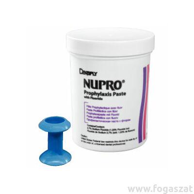 Nupro Jar polírozó paszta mentolos, közepes