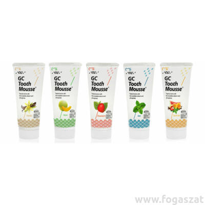 GC Tooth Mousse 5