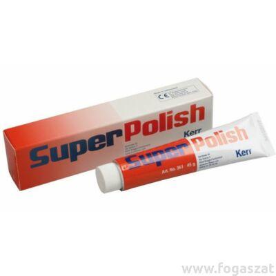 Kerr Superpolish polírozó paszta