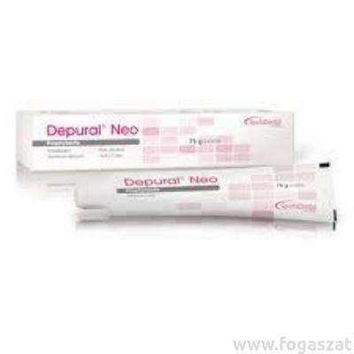 Depural Neo depuráló paszta