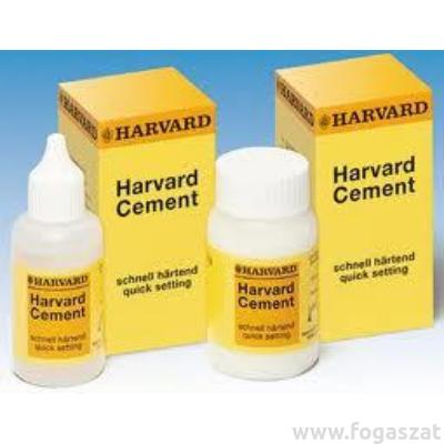 CC cement por gyors HARVARD