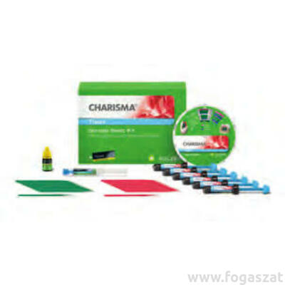 Charisma Topaz Basic Kit