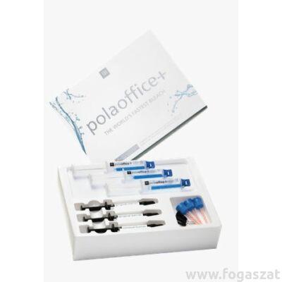 Pola Office + fogfehérítő, 3 fecskendős kit