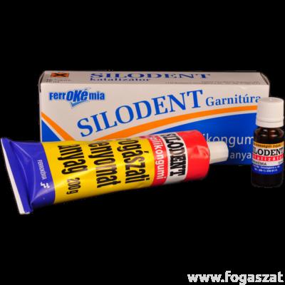 Silodent - szilikongumi fogászati lenyomatanyag