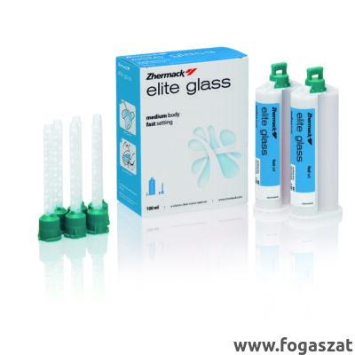 Elite Glass átlátszó híganfolyó lenyomatanyag